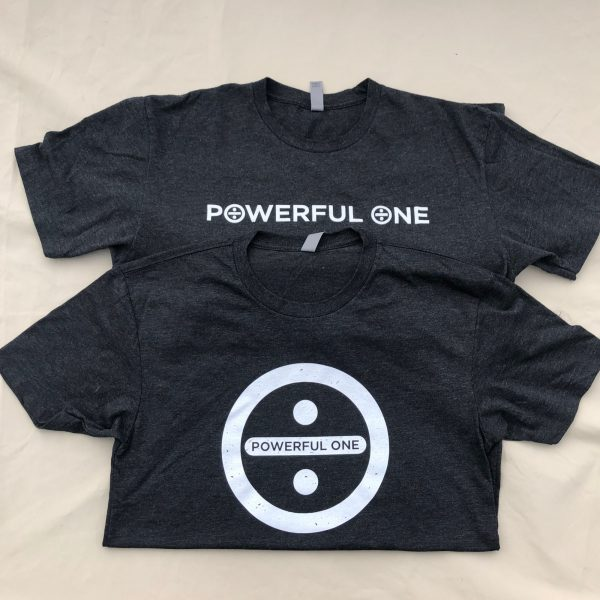 Powerful One Duo T-Shirt Store Shot
